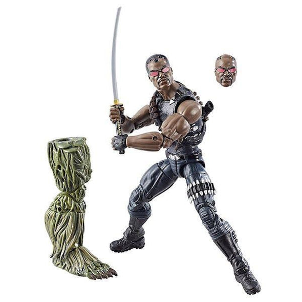 MARVEL KNIGHTS: MARVEL LEGENDS: BLADE FIGURE BY HASBRO - Nerd Arena