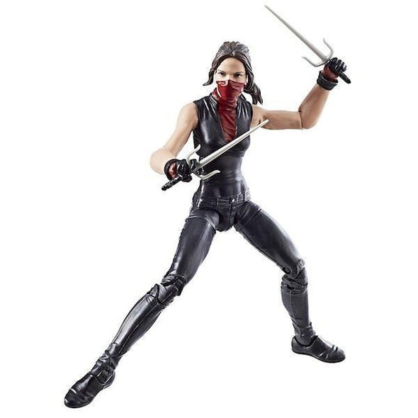 MARVEL KNIGHTS: MARVEL LEGENDS: DAREDEVIL TV SERIES: ELEKTRA FIGURE BY HASBRO - Nerd Arena
