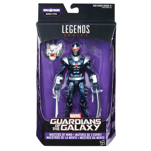 MARVEL LEGENDS GUARDIANS OF THE GALAXY SERIES DARKHAWK - Nerd Arena