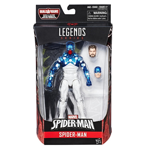 MARVEL SPIDER-MAN 6-INCH LEGENDS SERIES SPIDER-MAN (COSMIC) - Nerd Arena