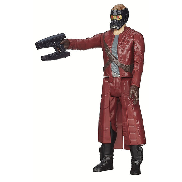 MARVEL TITAN HERO SERIES 12-INCH STAR LORD FIGURE - Nerd Arena