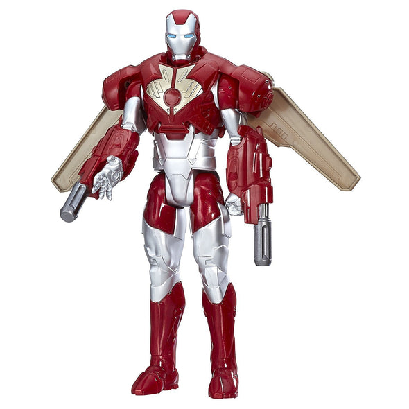 Marvel Titan Hero Series Iron Man Combat Pack - Nerd Arena