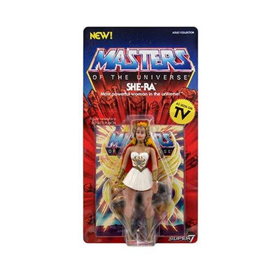 Masters of the Universe Vintage She-Ra 5 1/2-Inch Action Figure - Nerd Arena
