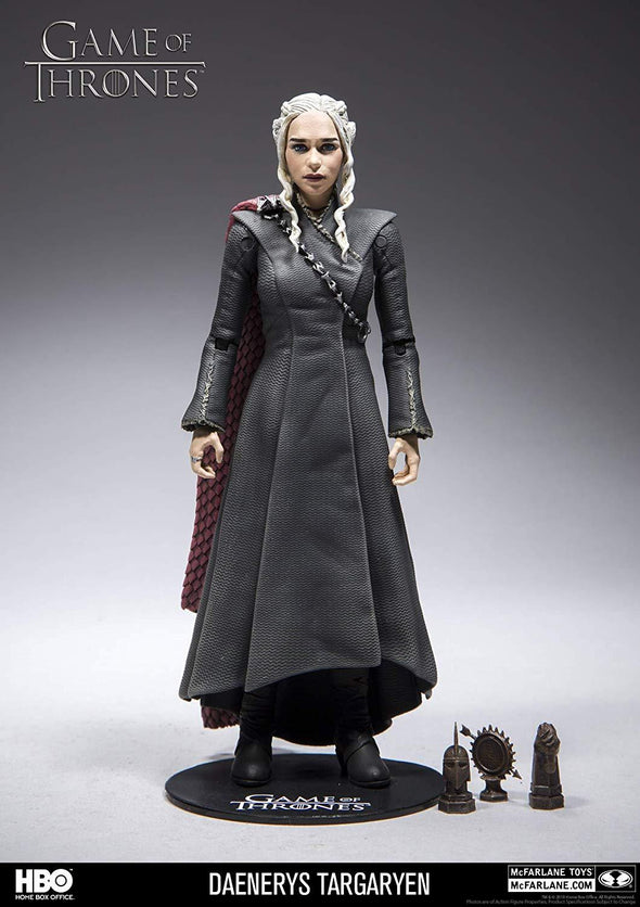 McFarlane Toys Game of Thrones Daenerys Targaryen Action Figure - Nerd Arena