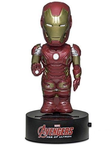 NECA Avengers Age of Ultron (Movie) - Body Knocker - Iron Man - Nerd Arena