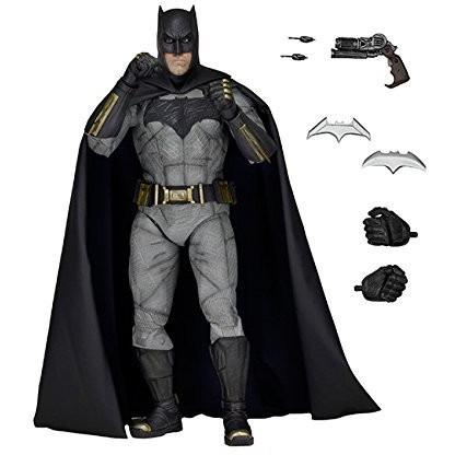 Neca Batman V Superman: Dawn Of Justice Batman 1/4 Scale Action Figure - Nerd Arena