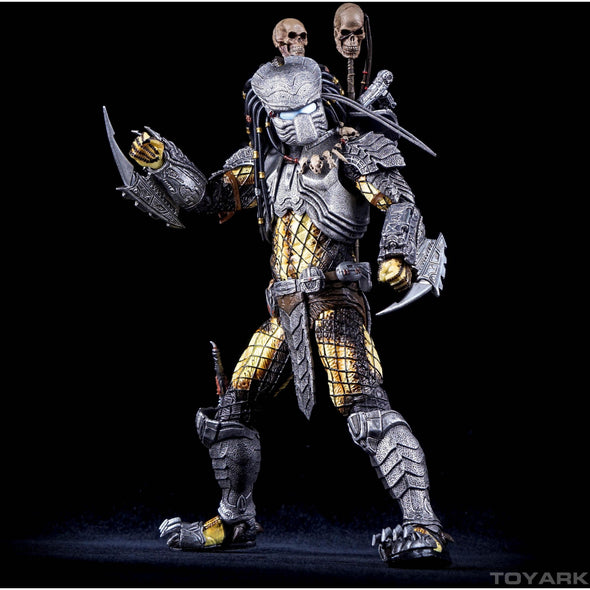 "NECA Predator Series 14 Alien VS Predator Chopper Predator 8"" PVC Action Figure - Nerd Arena"