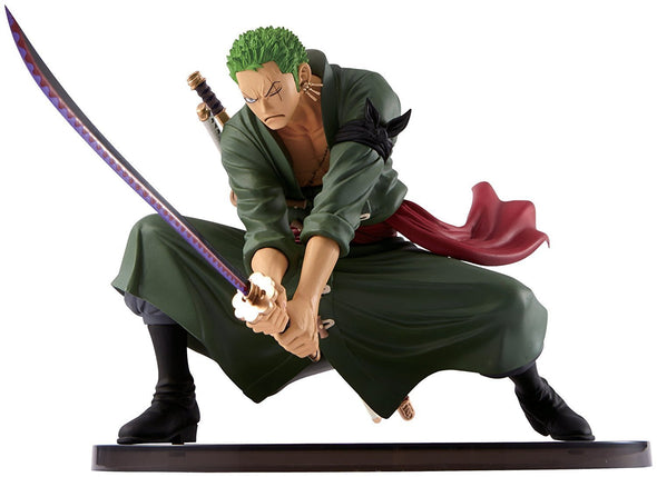 One Piece SCultures Moulding King Showdown 4 Vol. 3 Zoro - Nerd Arena