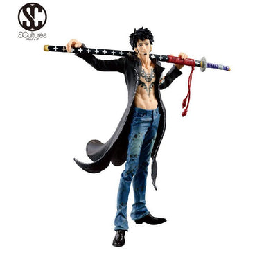 One Piece SCultures Moulding King Showdown 5 Vol. 5 Trafalgar Law - Nerd Arena