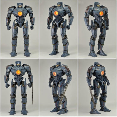 Pacific Rim – 18″ Gipsy Danger Action Figure with LED Lights - Nerd Arena