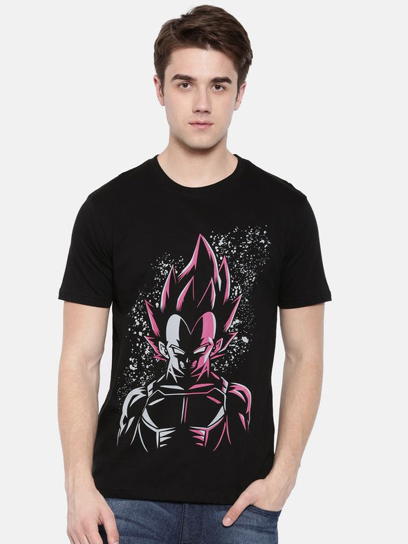 Dragon Ball Z: Vegeta Ultra Instinct Anime T-Shirt