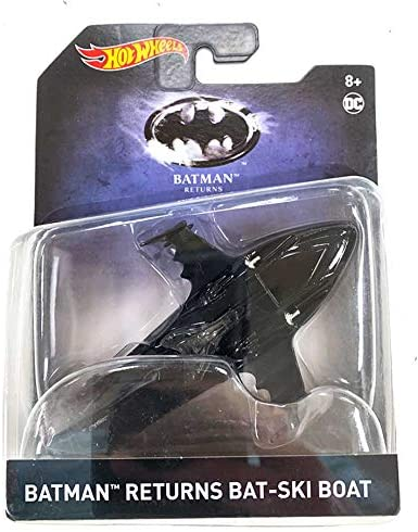 Hot Wheels Batman Returns Bat-Ski Boat