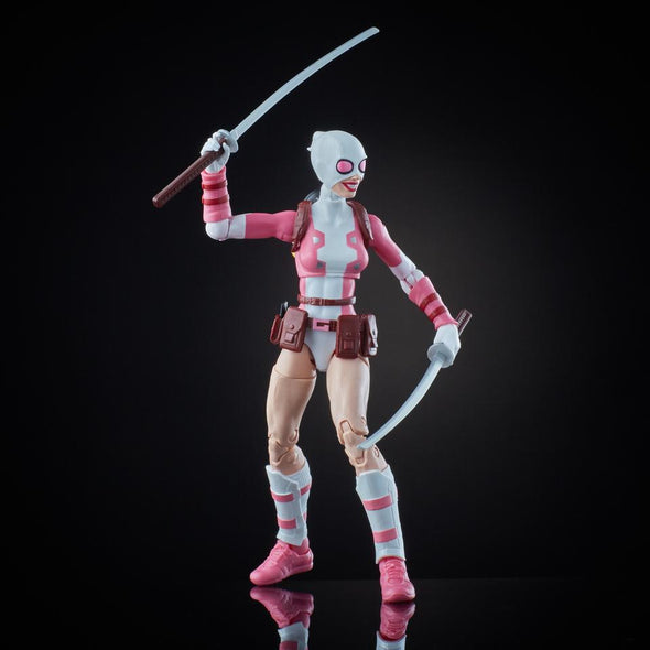 Spider-Man Legends Series 6-inch Gwenpool - Nerd Arena