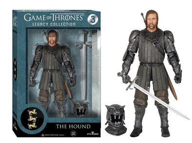 The Hound: Funko Legacy Collection Game of Thrones Action Figure - Nerd Arena