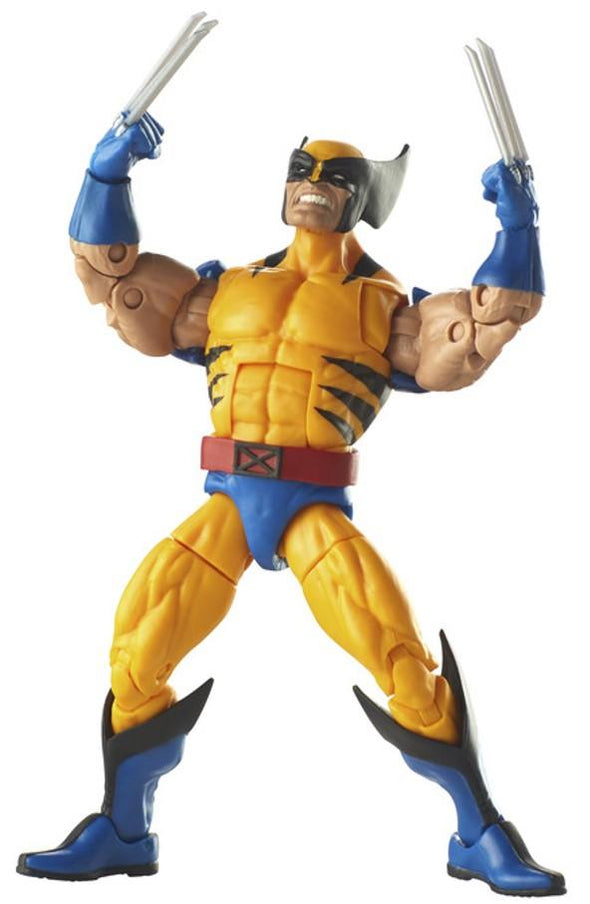 X-Men Marvel Legends Wolverine (Apocalypse BAF) - Nerd Arena