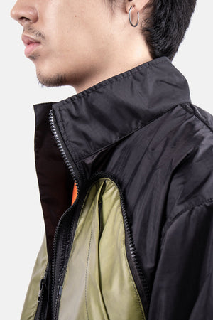 KINSupplies X USS React Jacket