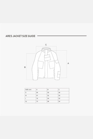 ARES SHELL JKT