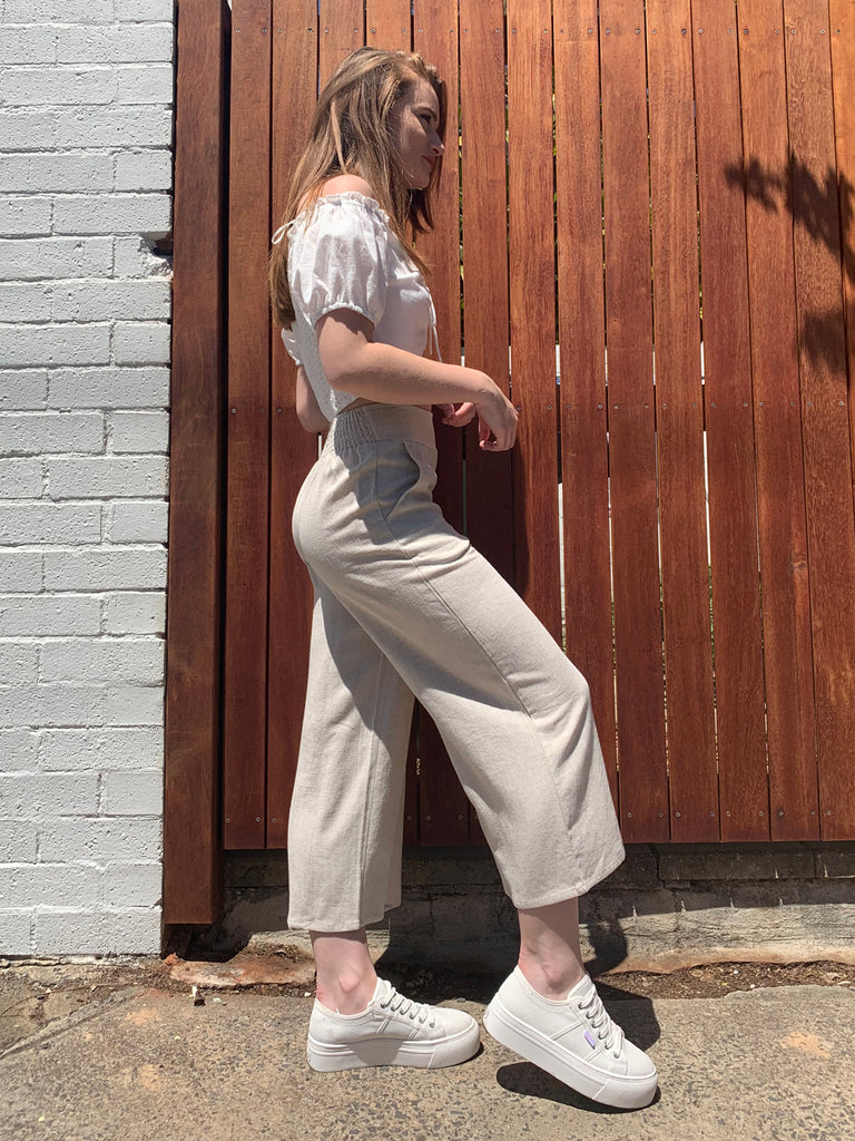 Valation Pants | Neutral