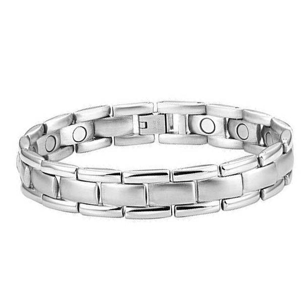 Handcrafted Stainless Steel Bracelet