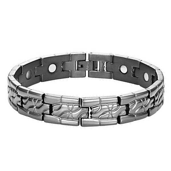 Two-Tone Magnetic Bracelet