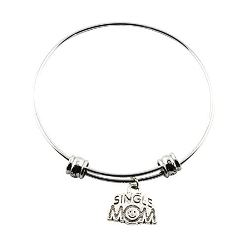Single Mom Fancy Bangle - InnovatoDesign