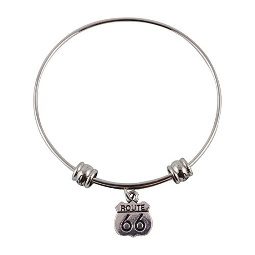 Route 66 Fancy Bangle - InnovatoDesign