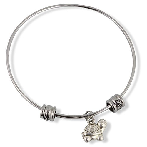 Turtle ( Cartoonish looking at you ) Fancy Bangle - InnovatoDesign