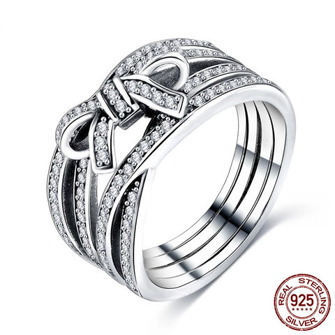 925 Sterling Silver Rings  Zircon Engagement Wedding, Rings, Majestic Jewelry Co.