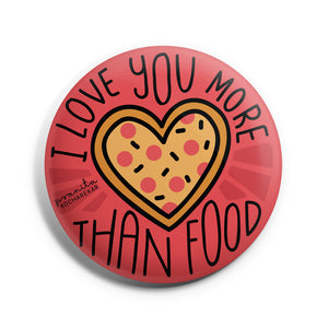 YOU > FOOD BADGE + MAGNET
