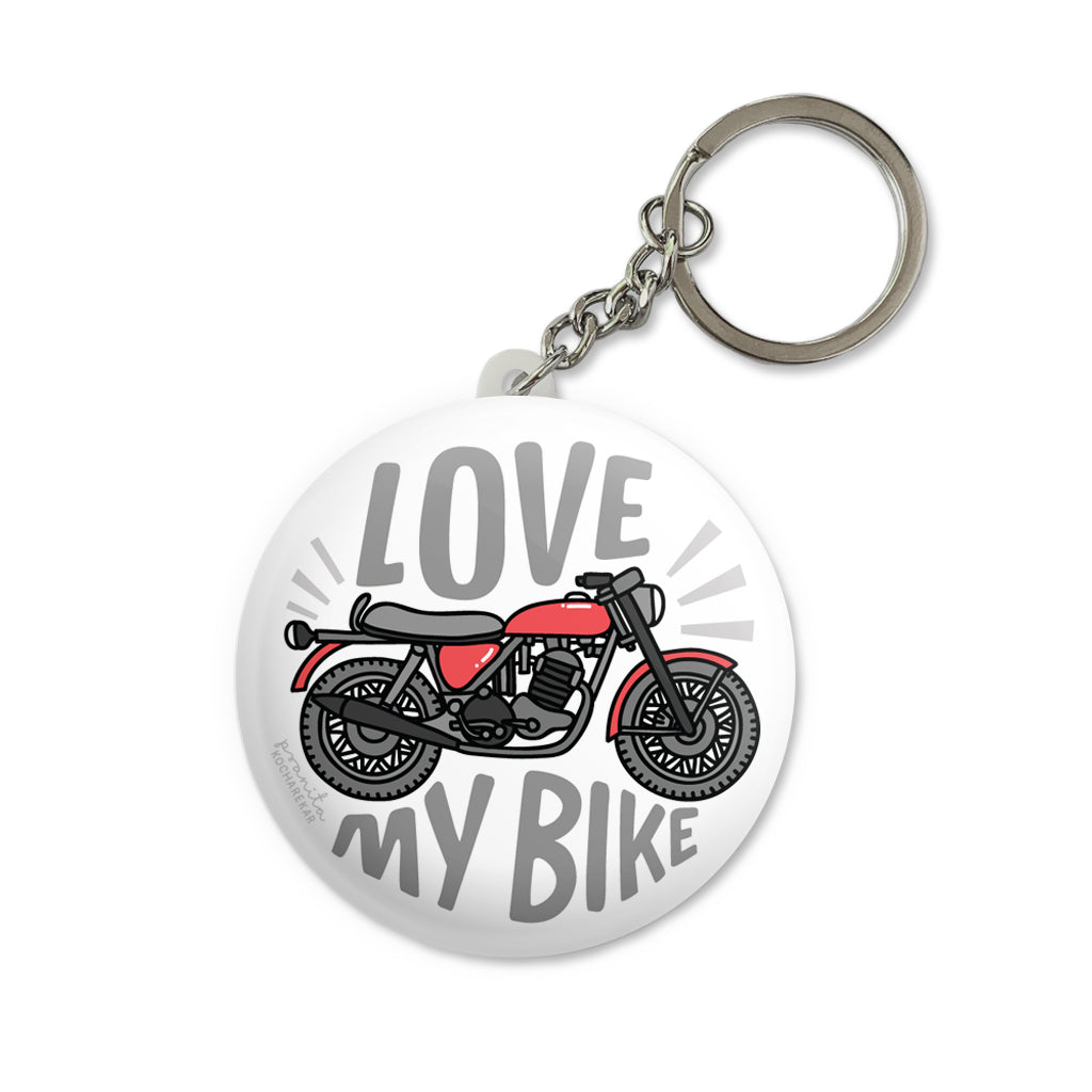 BIKE KEYCHAIN