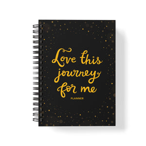 UNDATED PLANNER - JOURNEY