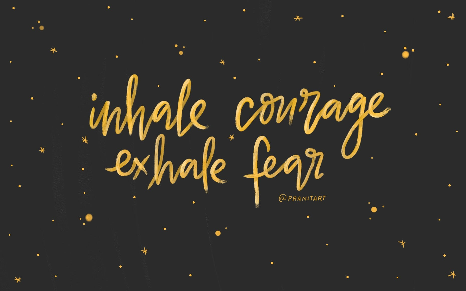 COURAGE WALLPAPER