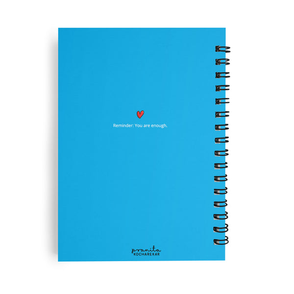 UNSTOPPABLE NOTEBOOK