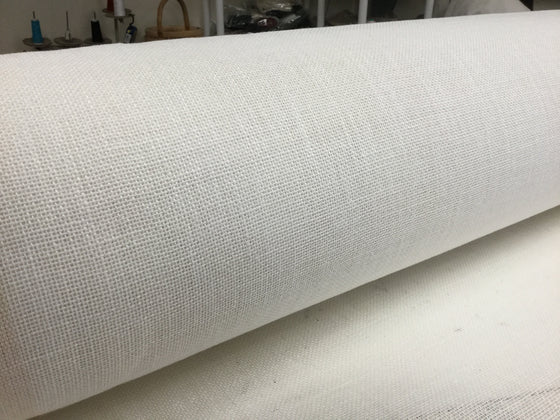 1 yard of Snow linen