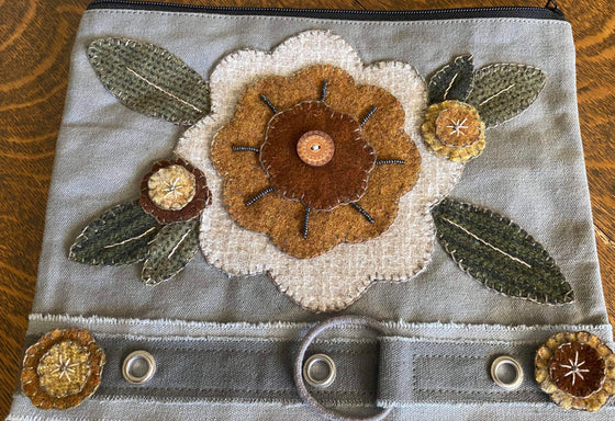 iPad Flower Bag