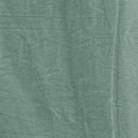Aged Muslin in Teal