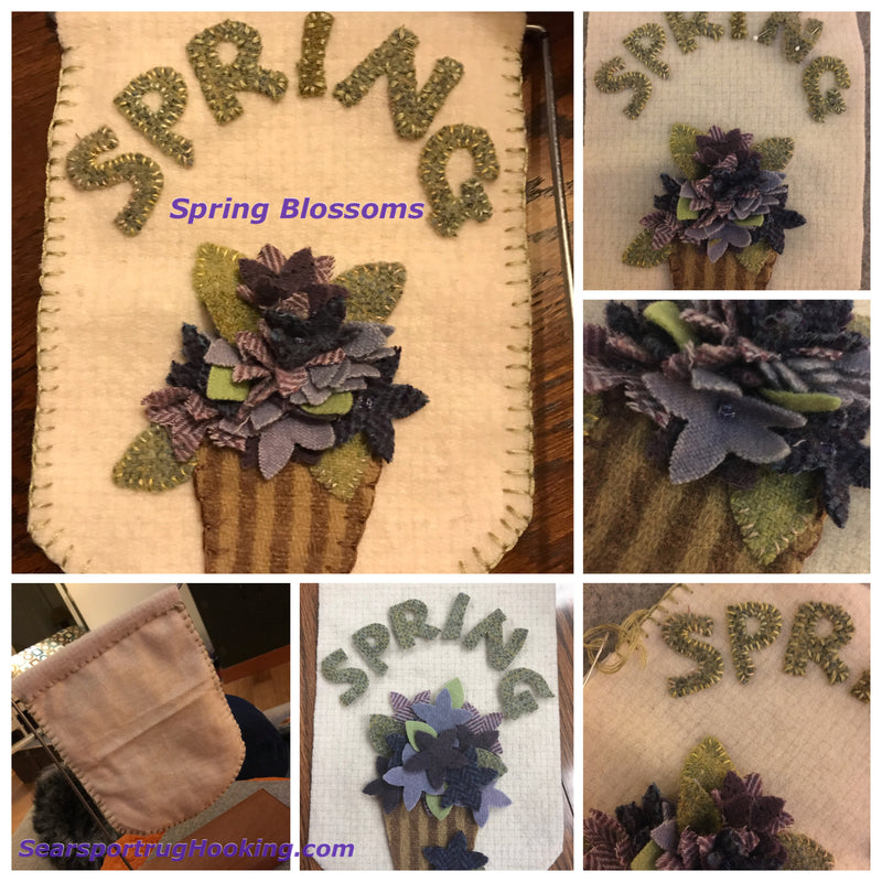 Spring Blossoms kits