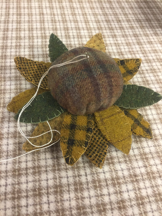 Flower Pin Cushion