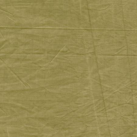 Aged Muslin in Olive