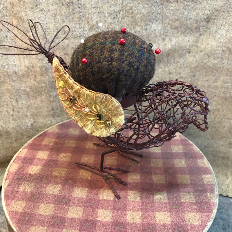 Little Bird Pin Cushion