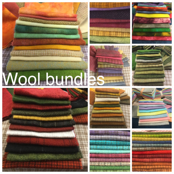 Wool Bundles