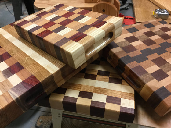 Heavy duty cutting boards