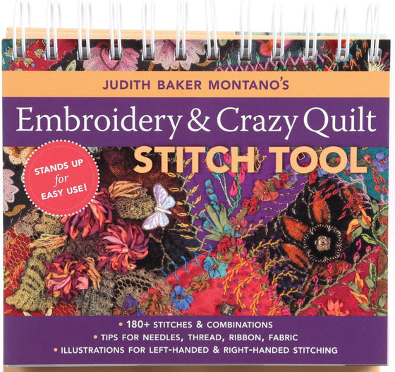 Embroidery & Crazy quilts tool