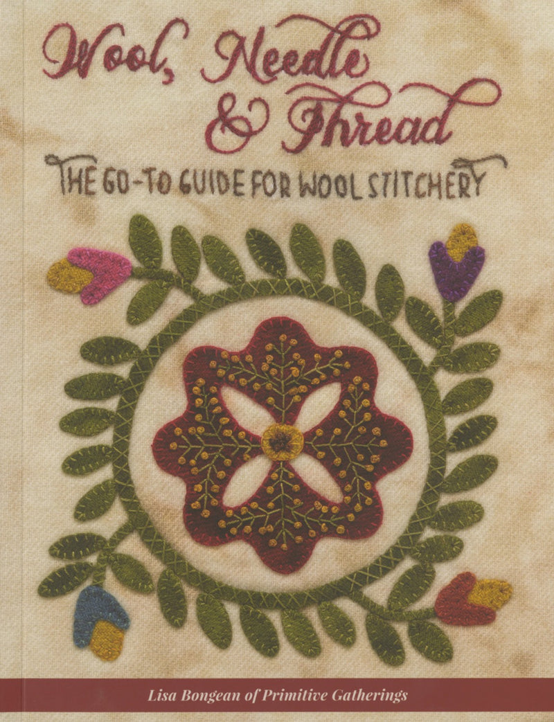 Wool, Needle and a Thread