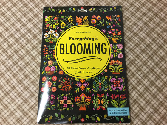 Everything's Blooming or Summer time Sampler