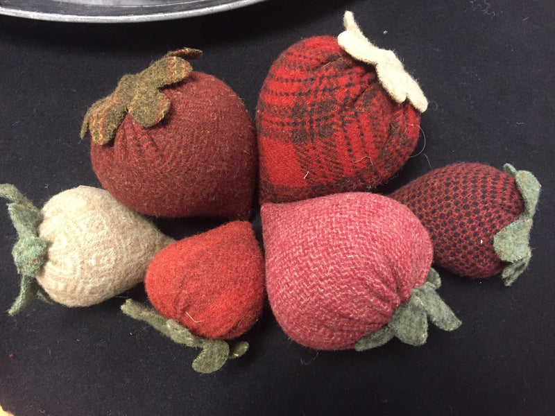 Stuffed Berries