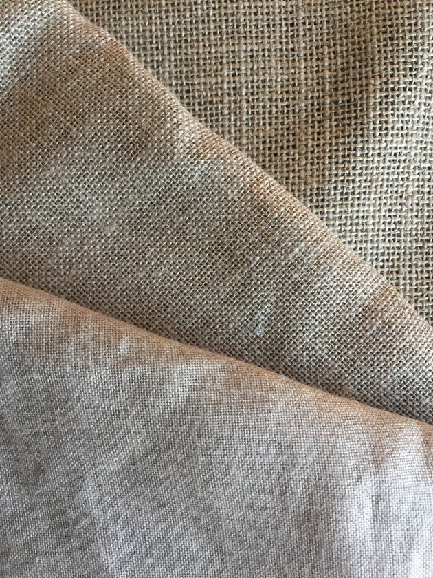 Fine linen for small cuts & Oxford Punch