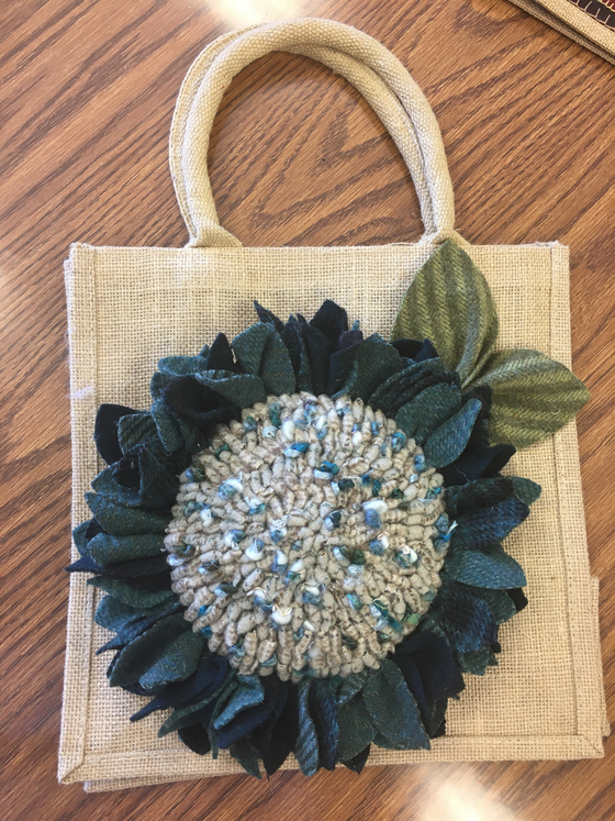 Sunflower Totes