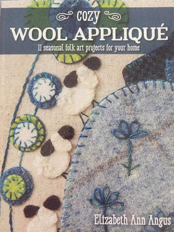 Cozy Wool Appliqué