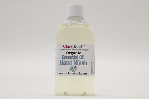 Classikool Organic Hydrating Hand Wash: 13 Luxury Essential Oil Choices